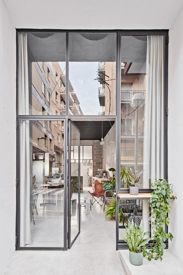 CAFE ROQUET by NUA Arquitectures - Sheet4