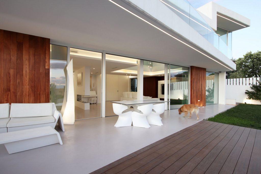 Lujan House by Perretta Arquitectura - Sheet3