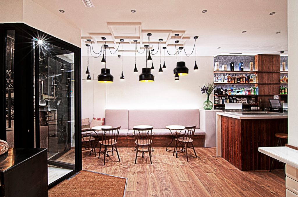 Restaurant Cocomo by Salva Ortin Arquitectes - Sheet1