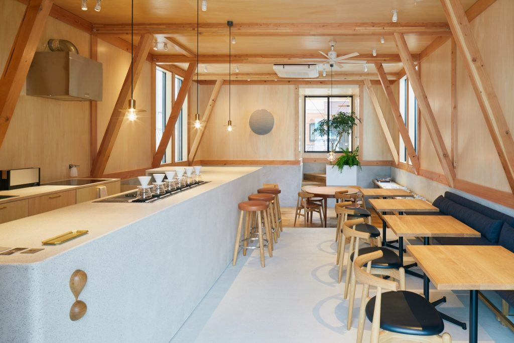 IDUMI Cafe + Residence by Tenhachi Architect & Interior Design - Sheet4