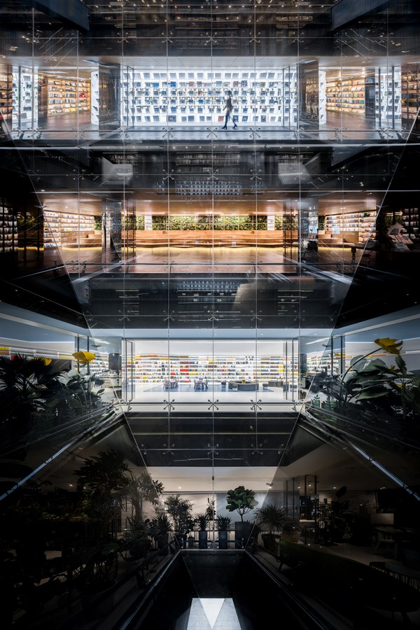 Hubei Foreign Language Bookstore By Wutopia Lab - Sheet8