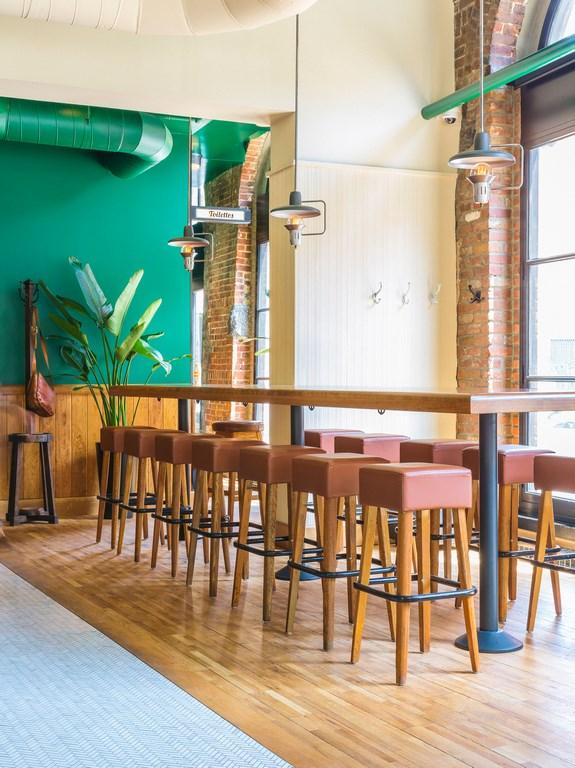 Restaurant VALLIER by APPAREIL Architecture - Sheet11