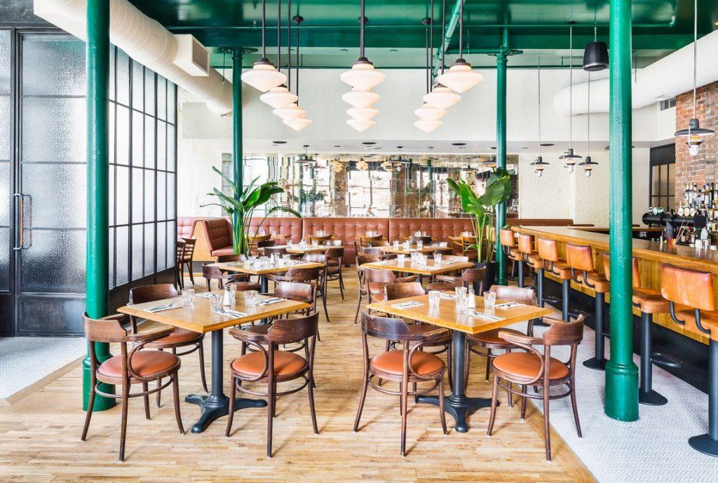 Restaurant VALLIER by APPAREIL Architecture - Sheet3