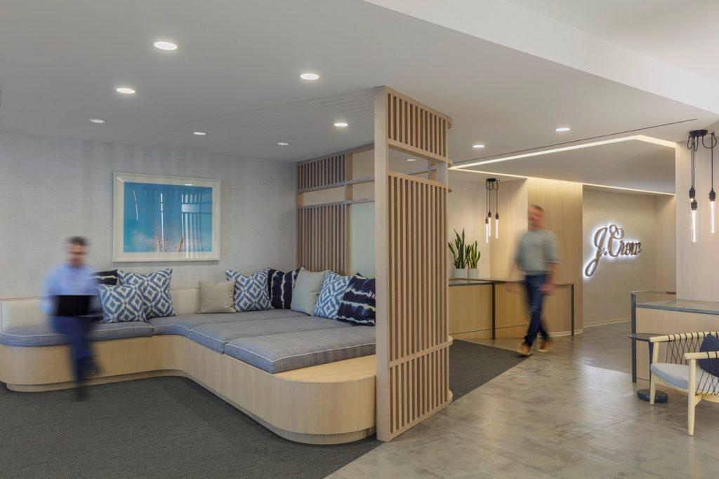 J CREW Headquarters by VM Architecture & Design - Sheet1