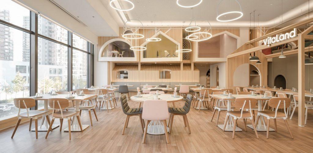 Vitaland kid restaurant by Golucci Interior Architects - Sheet2