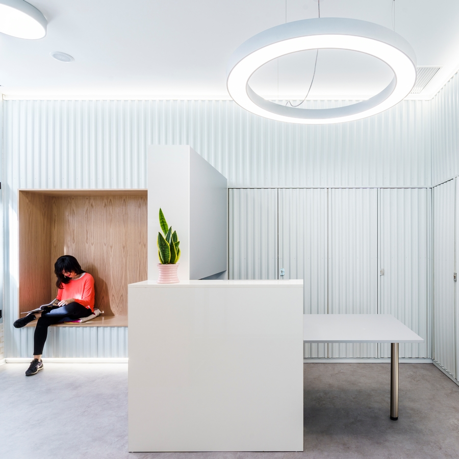DENTAL CLINIC IN ARANDA by Estudio Bher Arquitectos - Sheet4