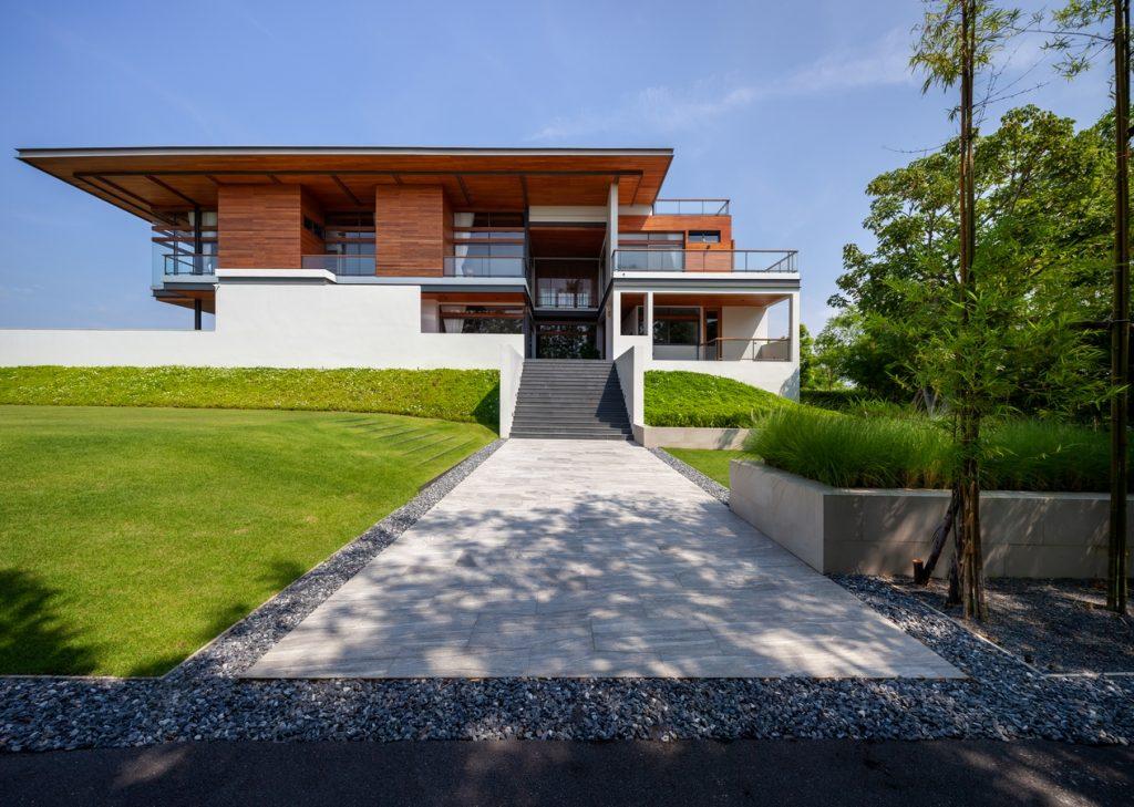 Nakhon Chai Si House by Junsekino Architect and Design - Sheet5