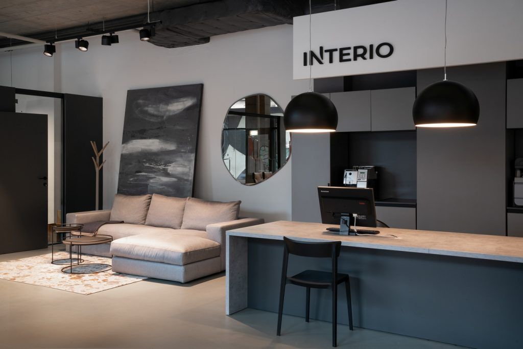 INTERIOR FURNITURE SALON IN VILNIUS by Rimartus - Sheet1