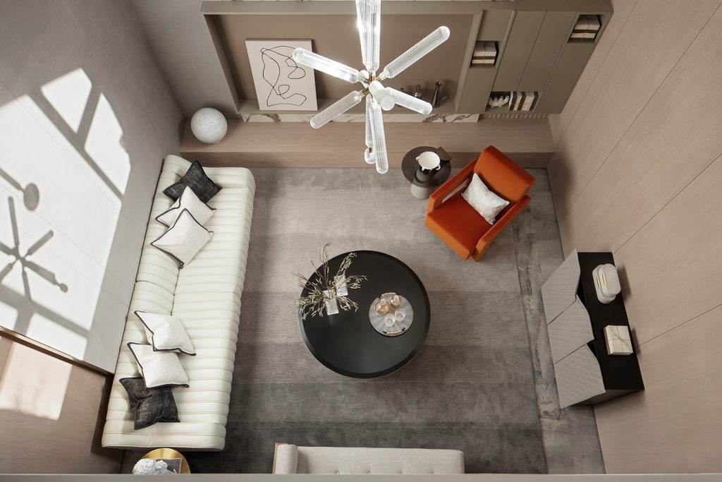 China Overseas • Glory Mansion By ONE-CU INTERIOR DESIGN LAB - Sheet14