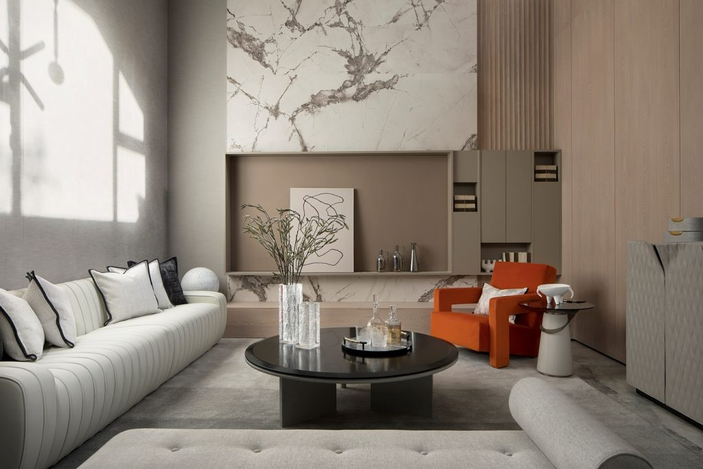 China Overseas • Glory Mansion By ONE-CU INTERIOR DESIGN LAB - Sheet15