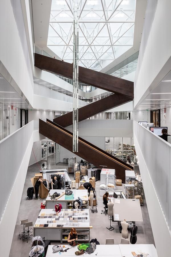 the Aalto University Väre Building by Verstas Architects - Sheet2