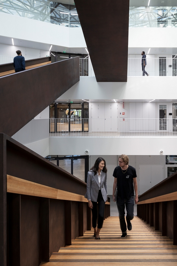 the Aalto University Väre Building by Verstas Architects - Sheet3