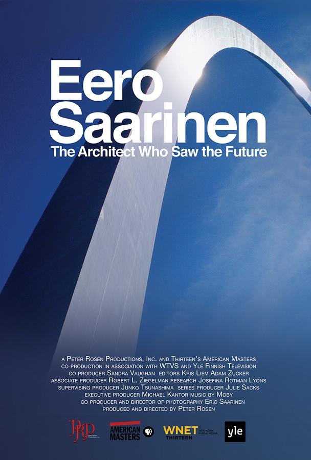 Eero Saarinen: The Architect Who Saw the Future