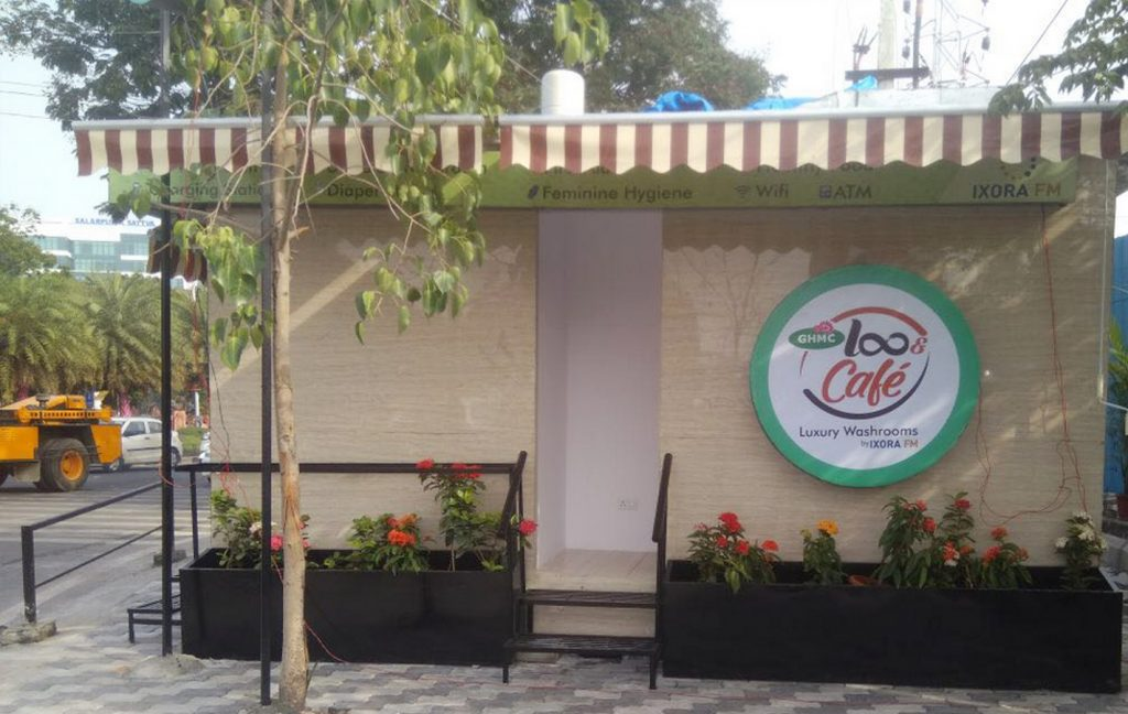Public toilets in India - current situation and what can be done about it - Sheet4