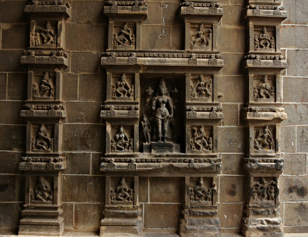Parallel Evolution of Bharatnatyam & South Indian Architecture - Sheet3