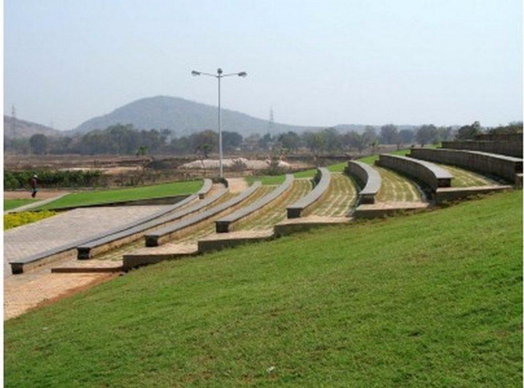 Amphitheatre, Rajgarh by Kamath Design Studio