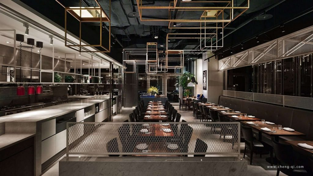Top Architecture Firms in Taipei Taiwan - Osteria by Cheng