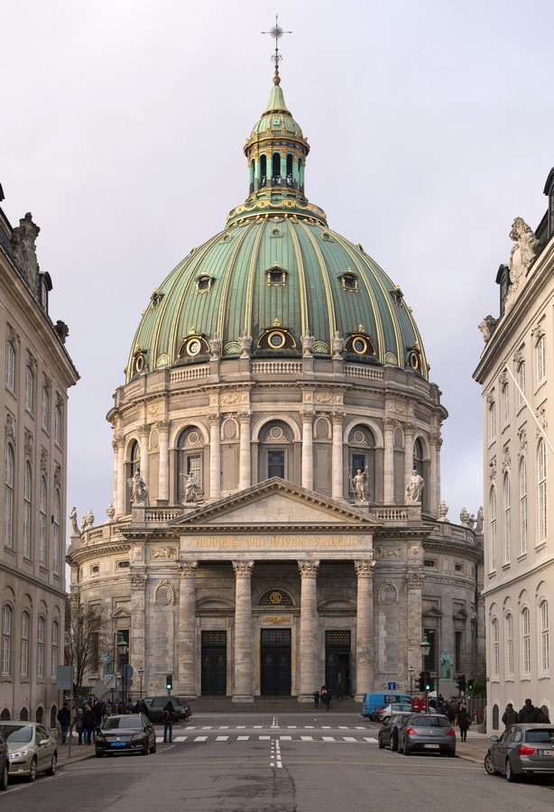 15 Places to visit in Copenhagen-FrederiksChurch - Sheet3