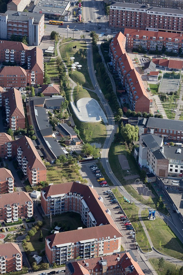 15 Places to visit in Copenhagen-Superkilen Park -3