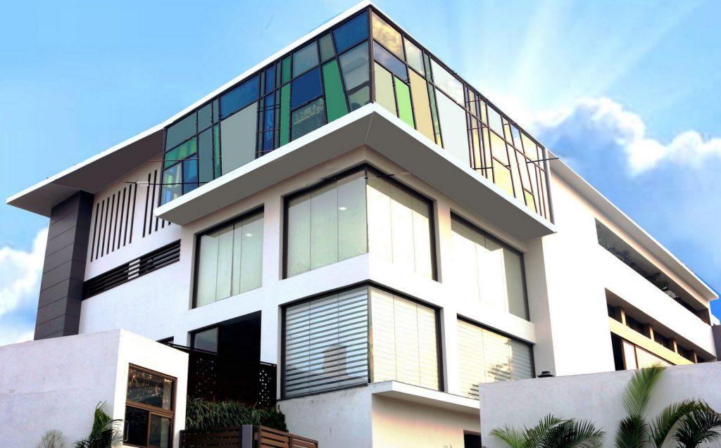 Sheila Shri Prakash - MMA Management Centre - Shilpa Architects