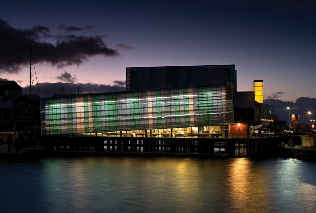 Top Architecture Firms in Auckland New Zealand - New Zealand Maritime Museum by Bossley