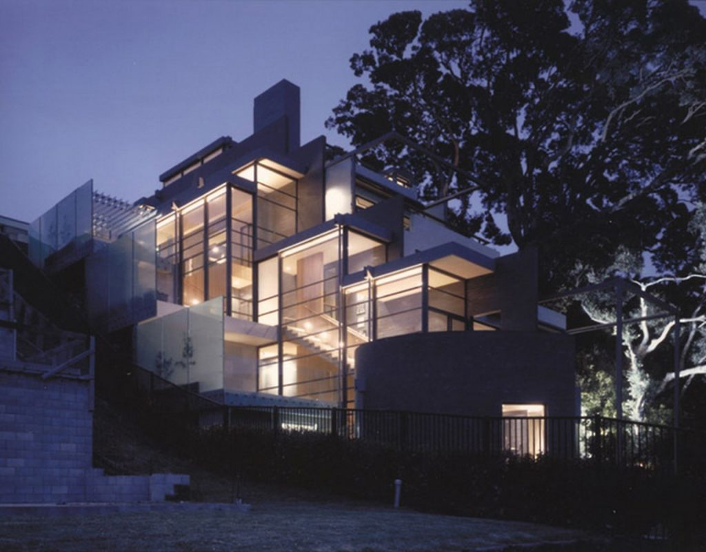 Top Architect Firms in Auckland New Zealand - House at Takapuna by Cheshire