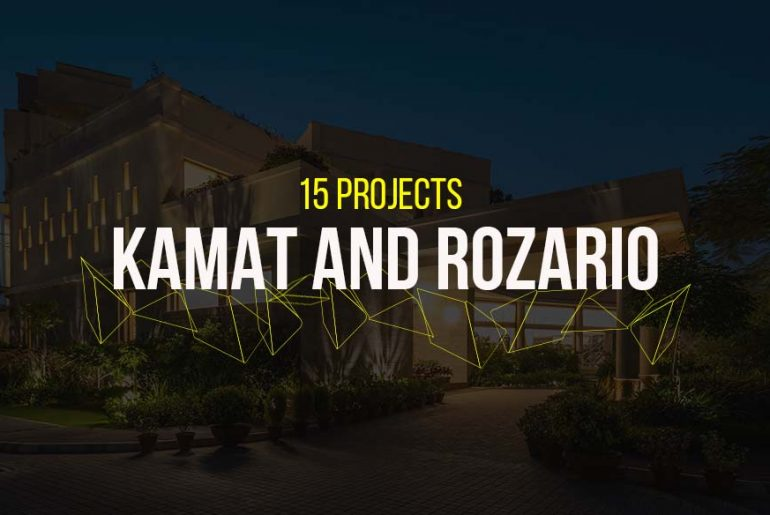 15 Projects by Kamat & Rozario Architecture (Andrea Santillan)