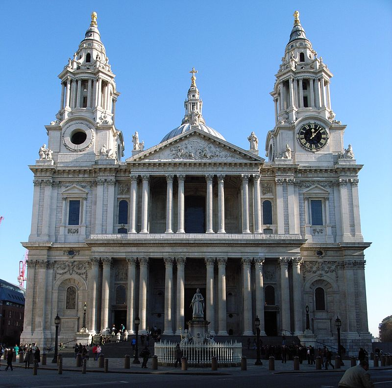 St. Paul's Cathedral Sheet -6