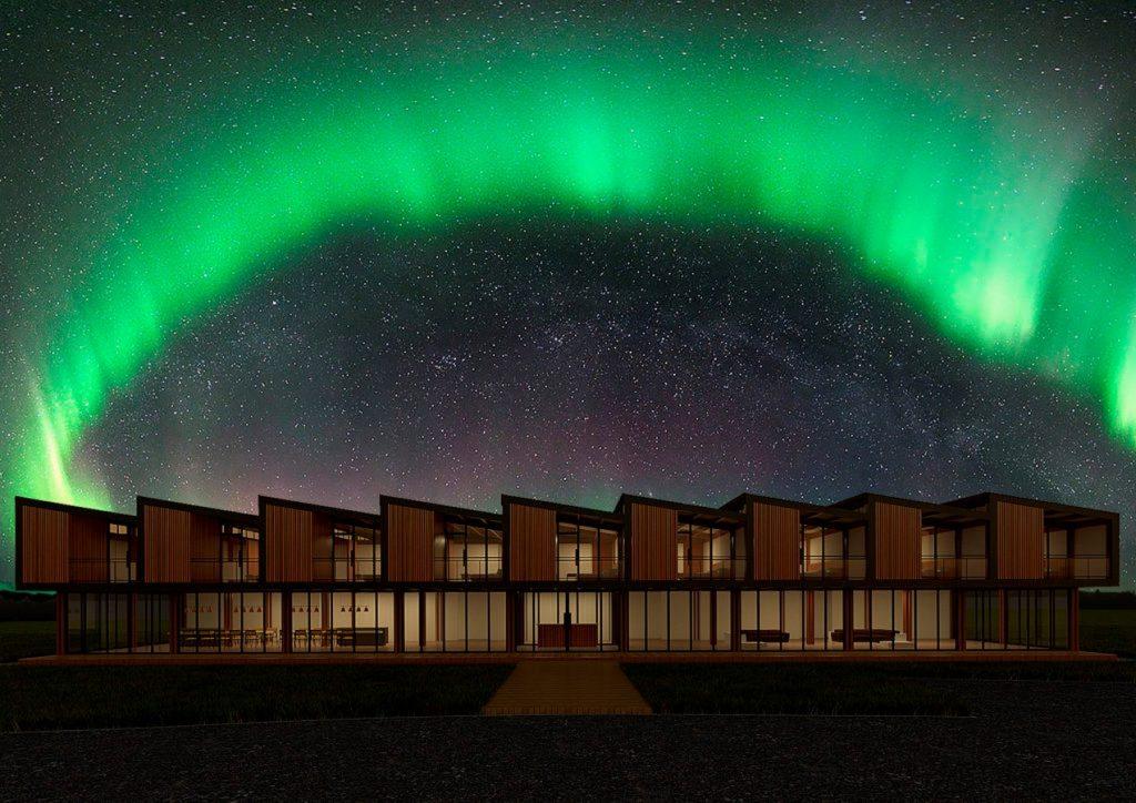 Iceland Termal Spring Guest House by Hugo RapizoArquitetura