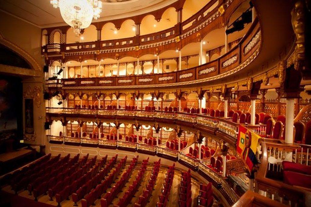 Places to visit in Cartagena-AdolfoMejiaTheatre -2