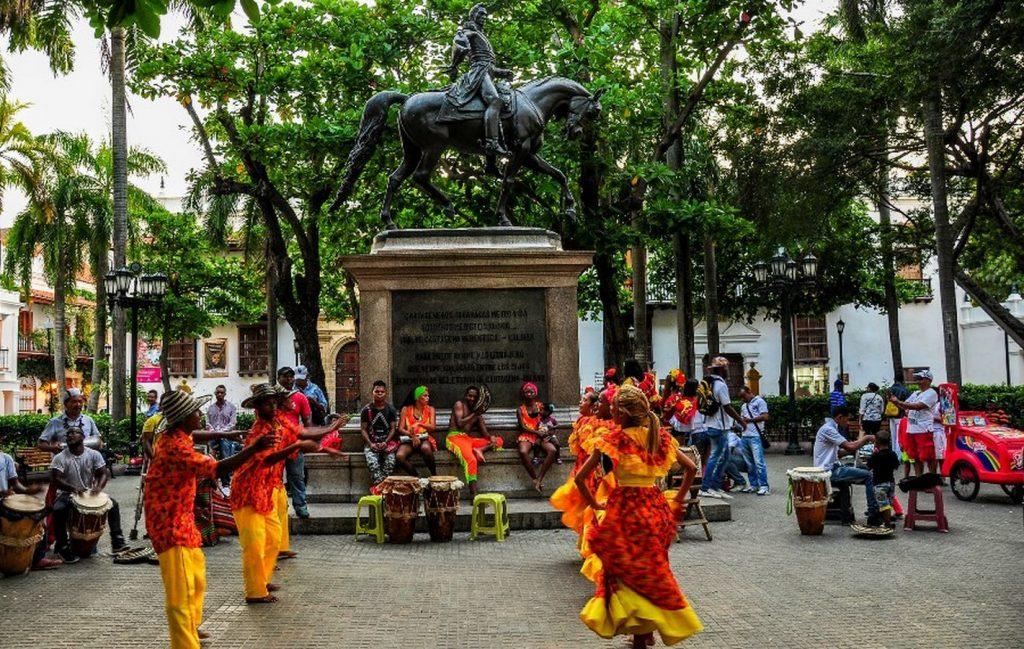 Places to visit in Cartagena-BolivarPlaza -1