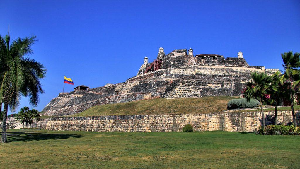Places to visit in Cartagena-CastleofSanFelipe -1