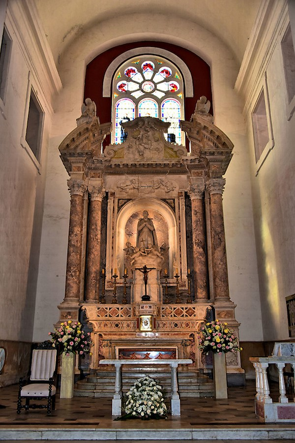 Places to visit in Cartagena-ChurchofSanPedroClaver -2