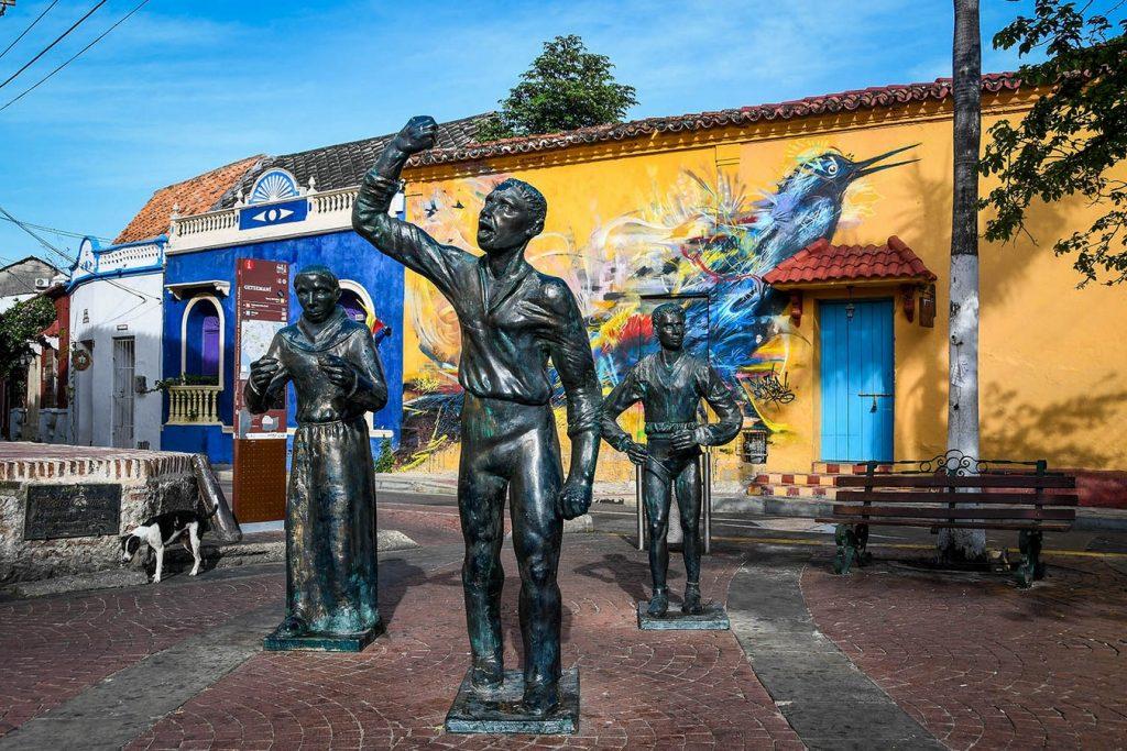 Places to visit in Cartagena-Getsemani -1