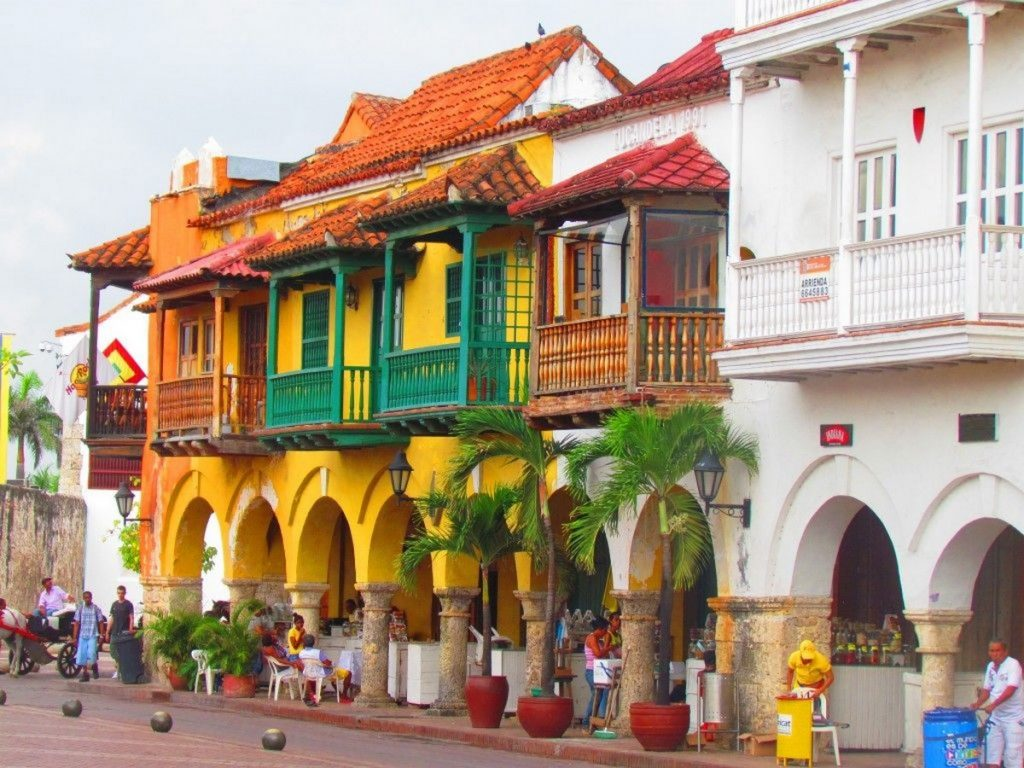 Plaza De Los Coches -1