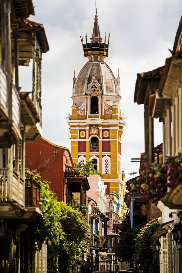 Places to visit in Cartagena-St.Catherine Basilicaof Alexandria -2