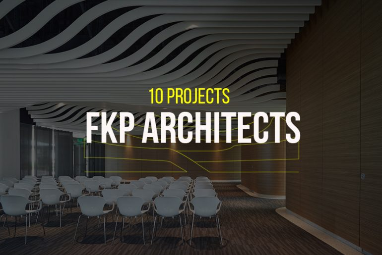 Iconic Projects-FKP Architects - Rethinking The Future