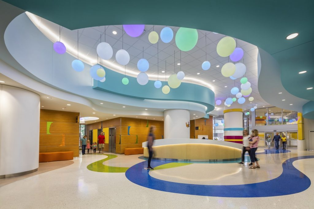 Iconic Projects-FKP Architects-Texas Children -4