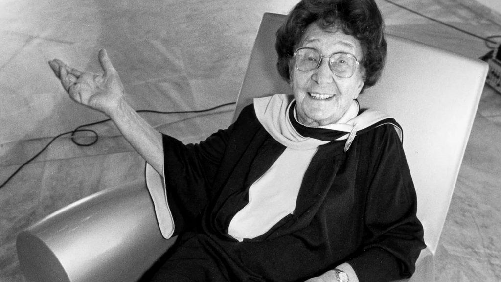 Breaking Stereotypes Margarete Schutte- Lihotzky- First female Australian Architect -1