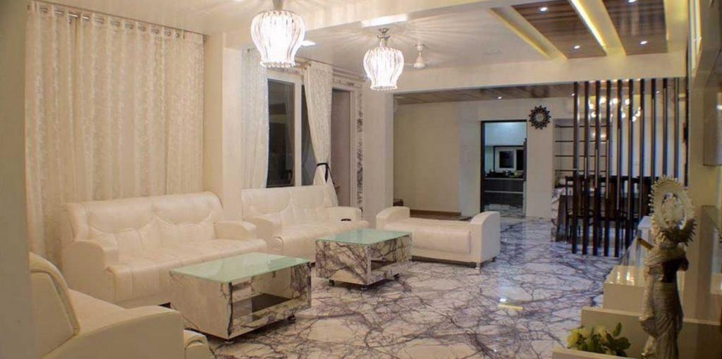 Penthouse for Mr.Sanap by E-Design