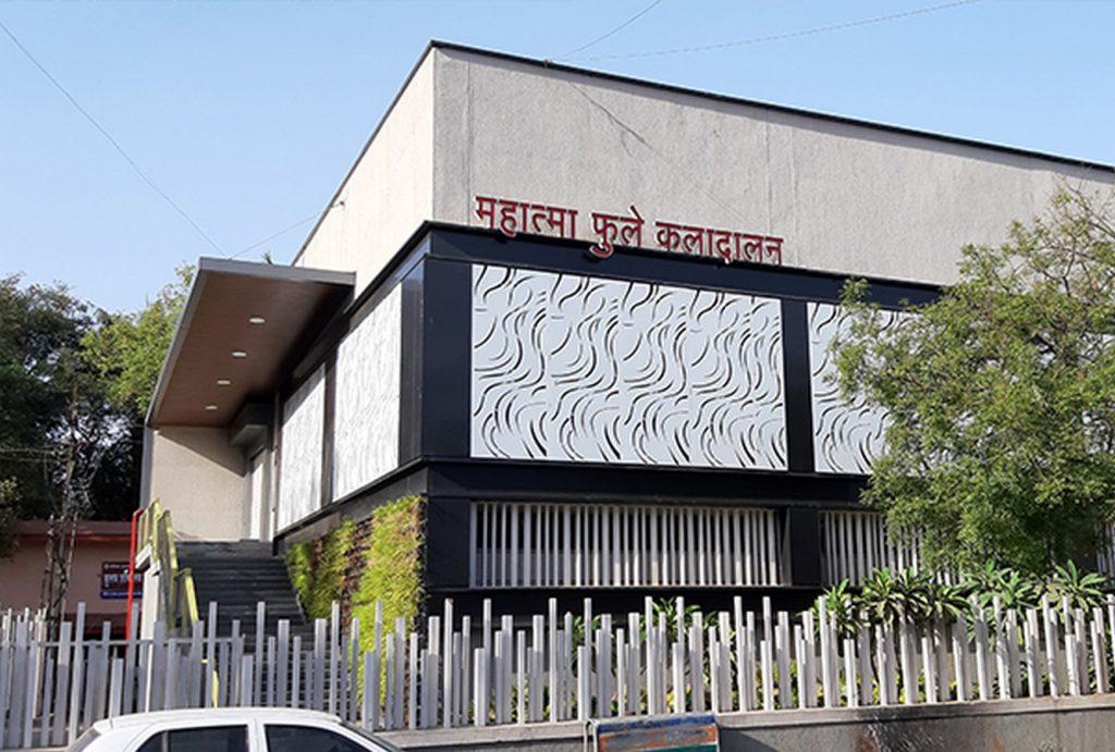 Renovation of Mahatma Phule Kaladan Art Gallery, Nashik by Nashik Smart City