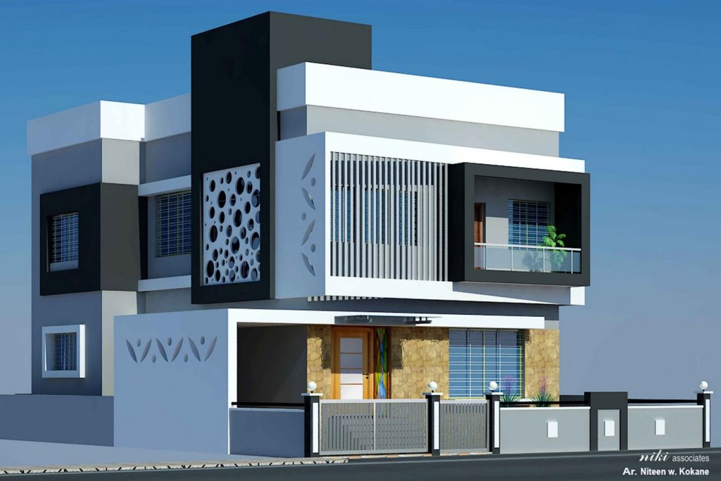 Residential Design, Nashik by Niki Associates
