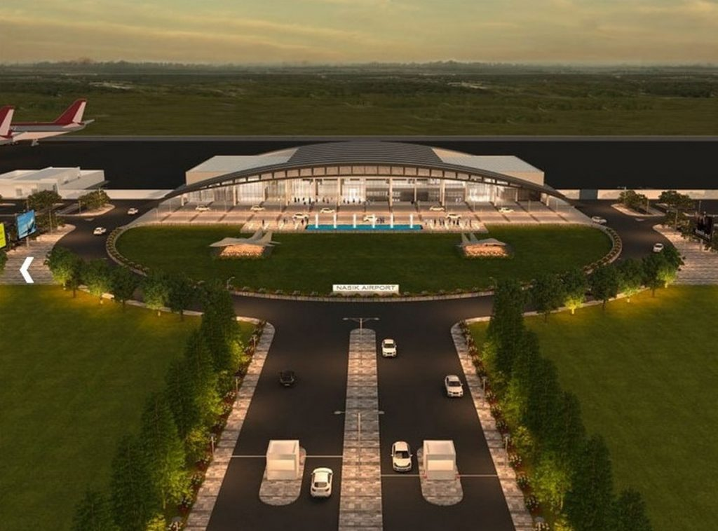 Proposed Airport Design, Nashik by Nishank Group