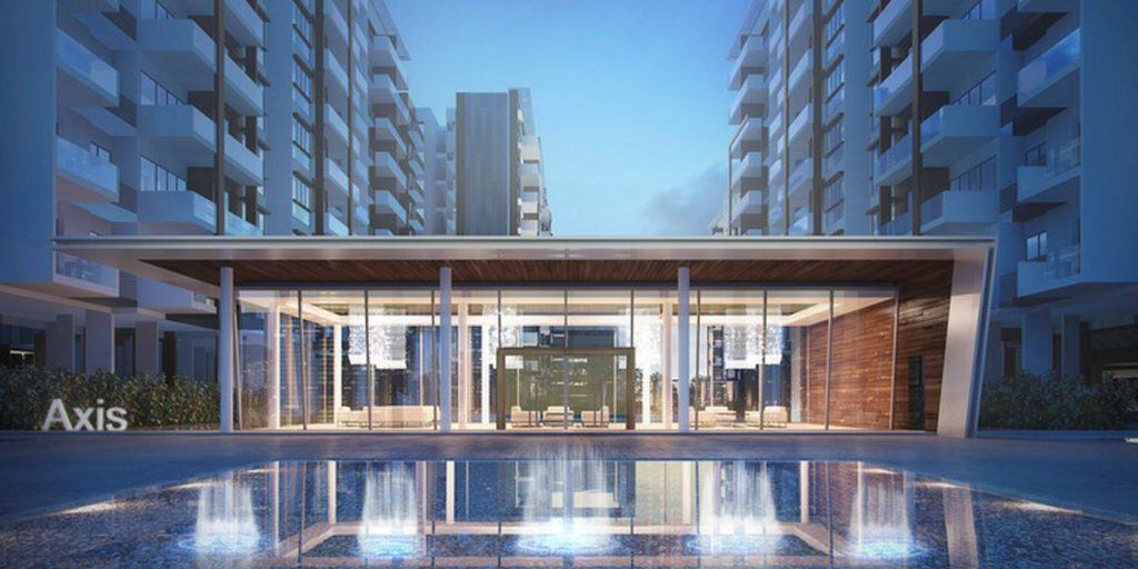 Top Architecture Firms in Singapore - Axis Residences by AGA