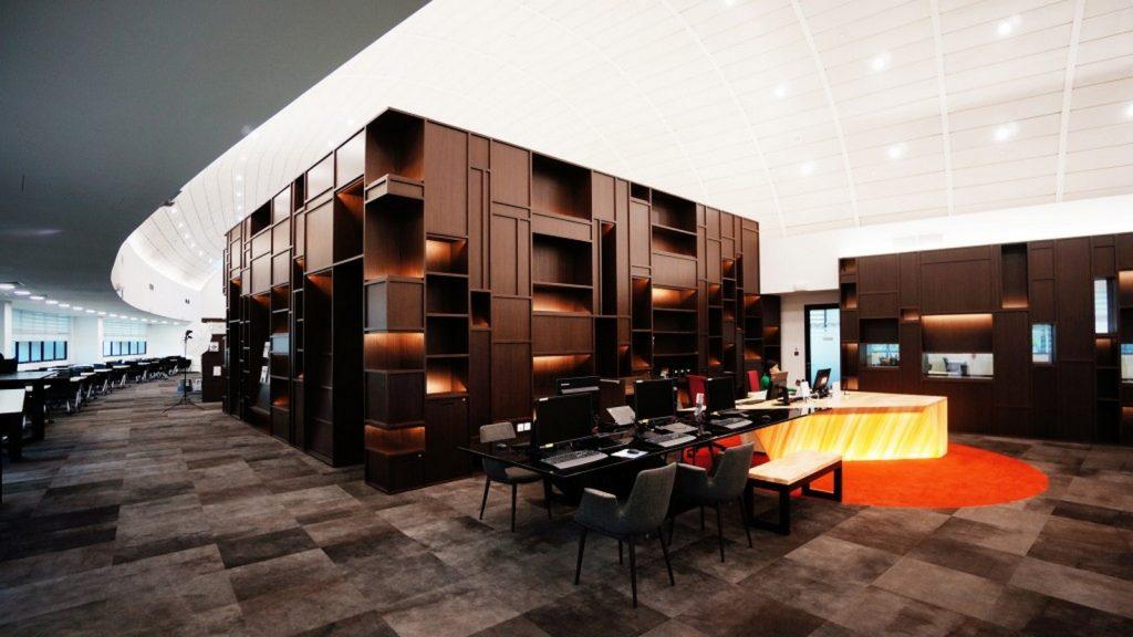 Sit Resource Centre by SQFT Architects Pte Ltd.