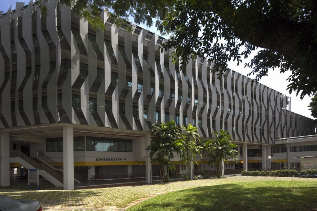 Top Architecture Firms in Singapore - Faculty of Engineering E4, Nus by Ar43 Architects Pte Ltd.