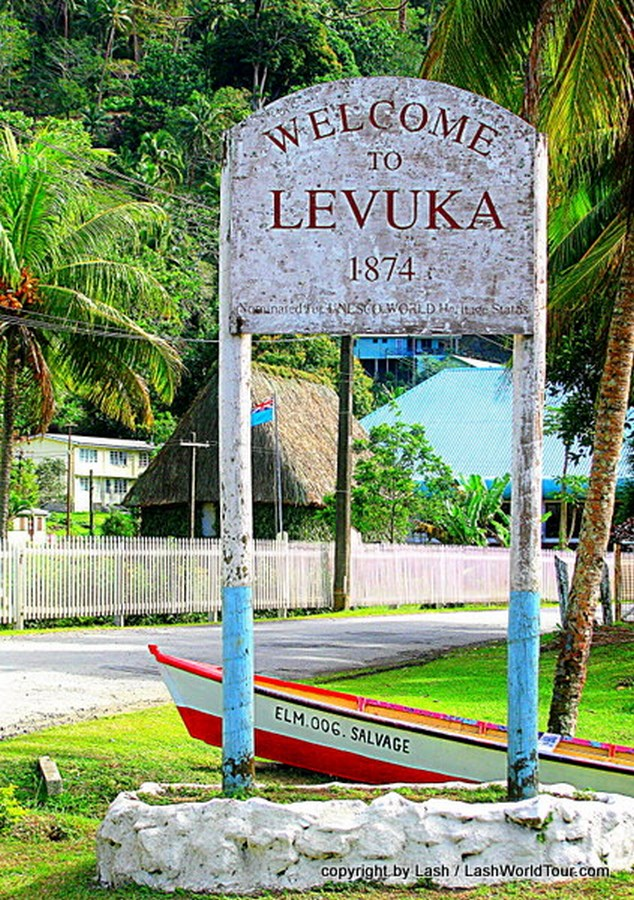 Places to visit in Fiji-Historic Part Townof Levuka -2
