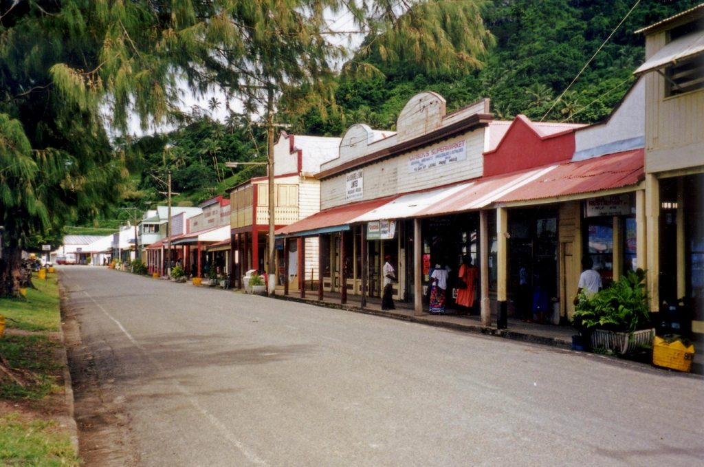 Places to visit in Fiji-Historic Part Townof Levuka -3