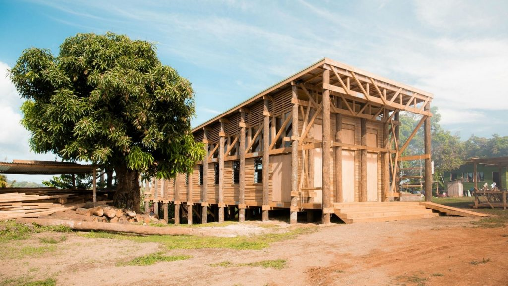 Places to visit in Fiji-Naidi Community Hall -1