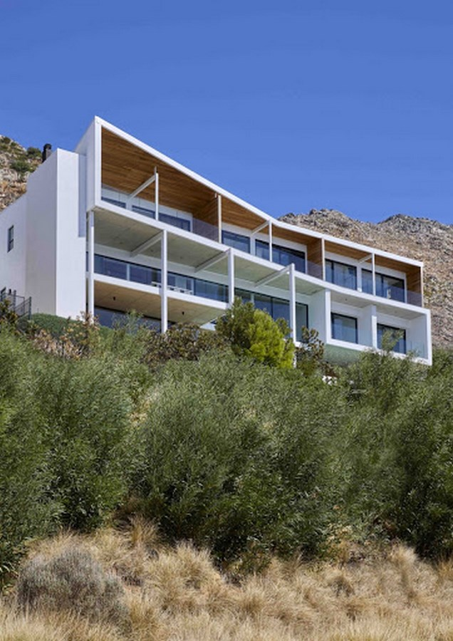 House H2F by Marcus Smit Jacobs Architects